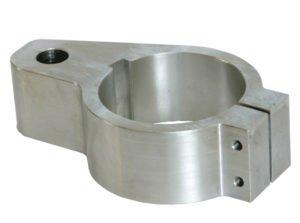 Aluminium Teil für den Maschinenbau