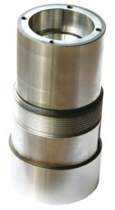 CNC Drehteil aus legiertem Kohlenstoffstahl