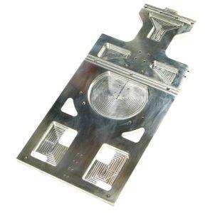 Einzelfertigung aus Frästeilen Aluminiumdeckel